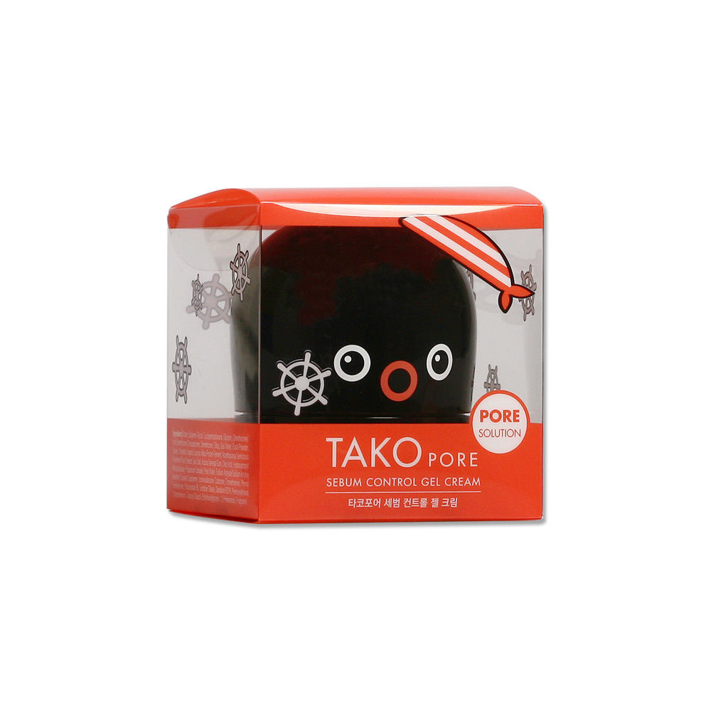 Takopore Sebum Control Gel Cream 50ml