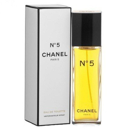 chanel n5 edt 50ml