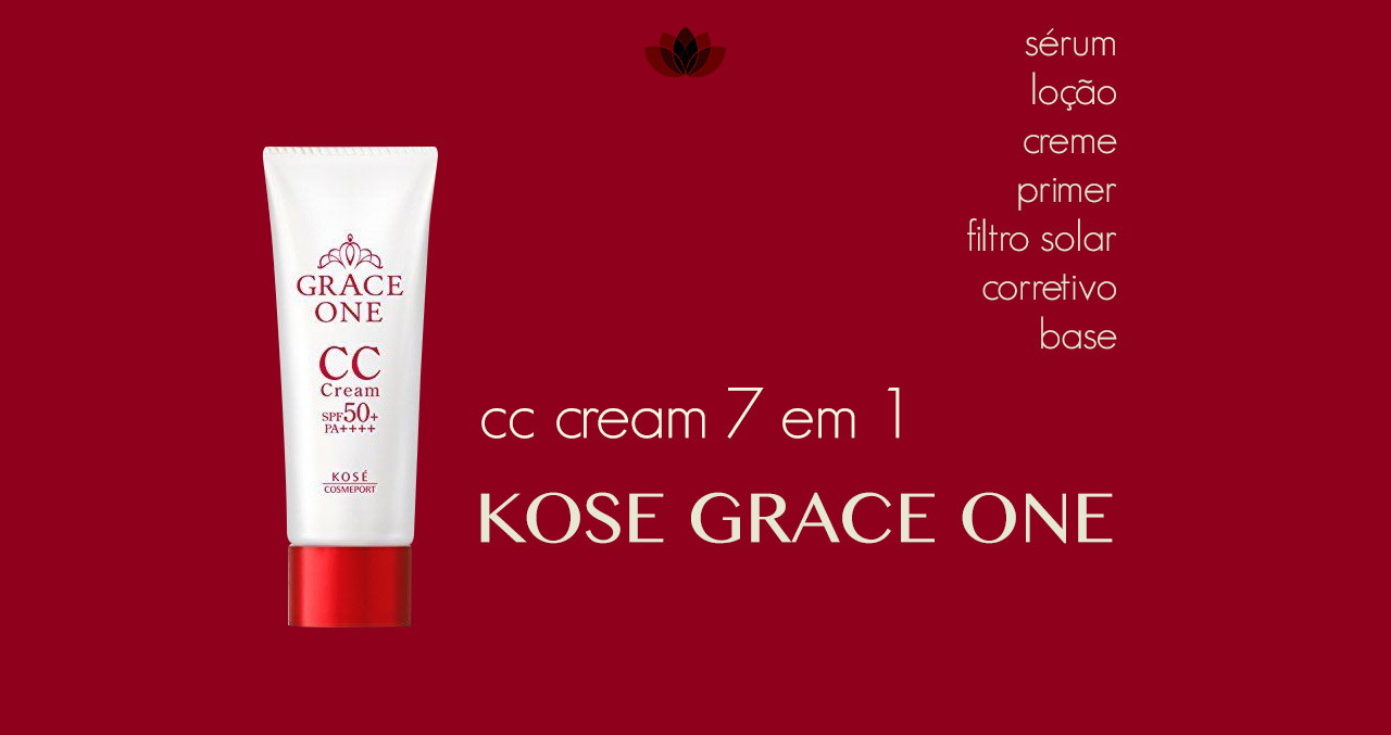 Grace One CC Cream