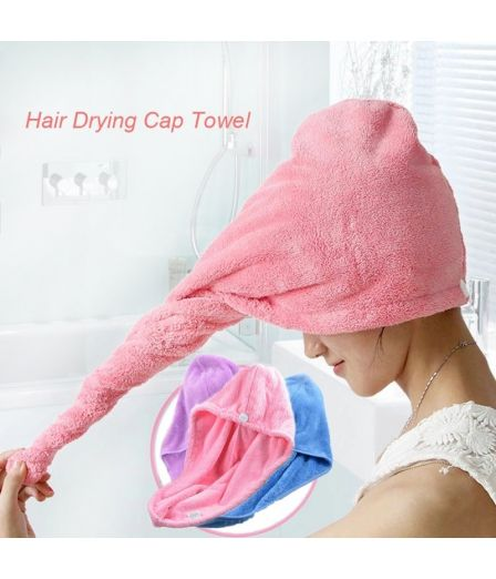 Magical water absorption turban