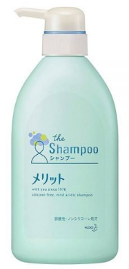 SHAMPOO MERIT 480ML
