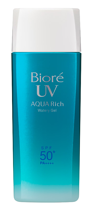 biore watery gel 2017
