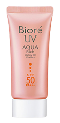 3º Bioré UV Aqua Rich Watery BB 3D Effect