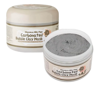 Carboneted Bubble Clay Mask